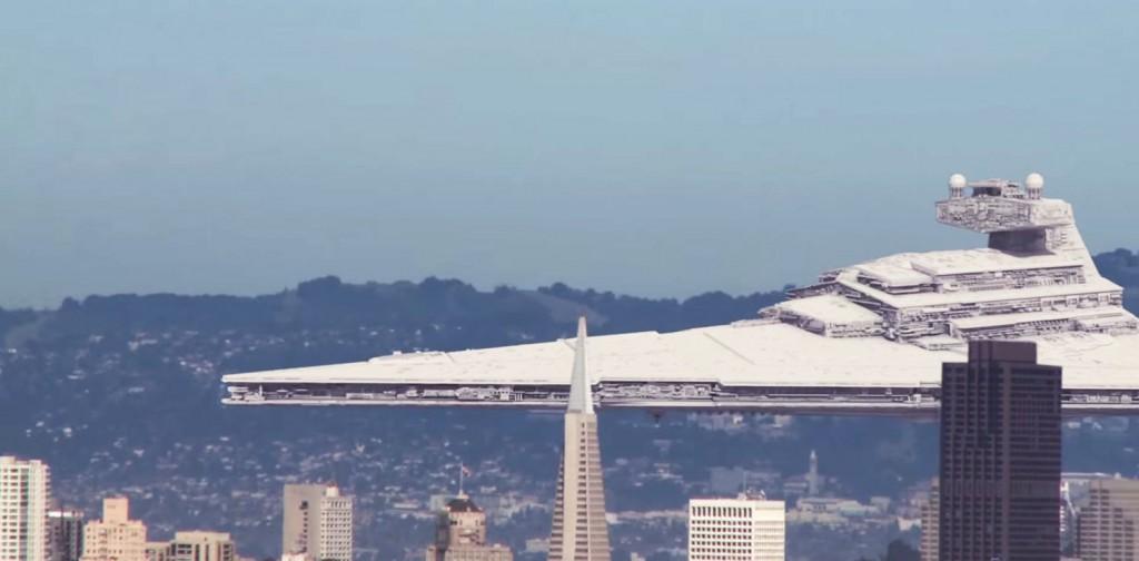 Invasion Alien au-dessus de  San Francisco