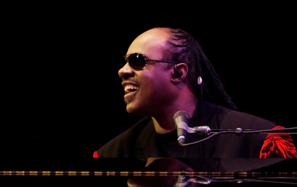 Stevie Wonder en 2013 au Global Citizen Festival