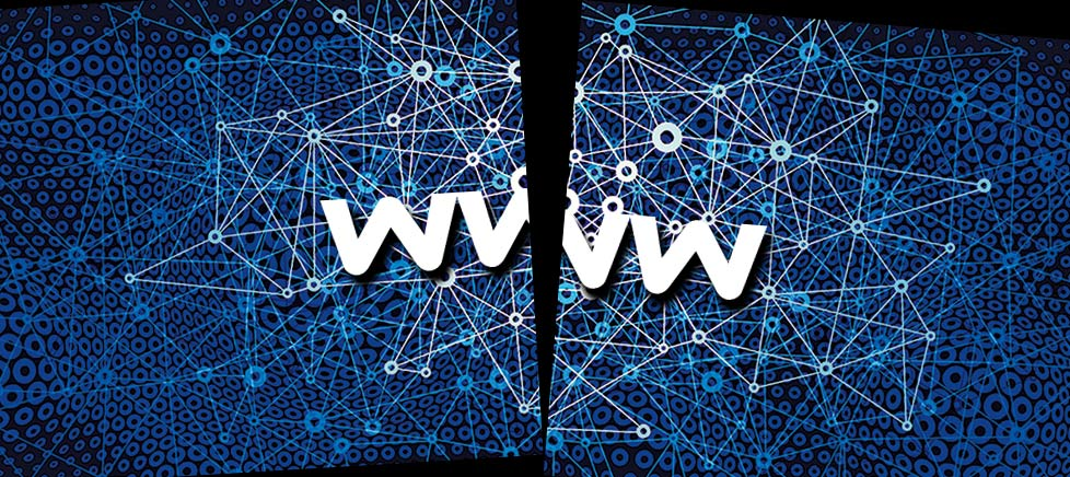 Coupure programmée du réseau mondial