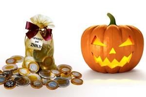 Le gouvernement annonce que la récolte des friandises d'Halloween sera imposable