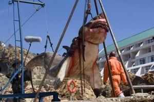 Alerte : un requin géant vient d'être repêché dans la Seine