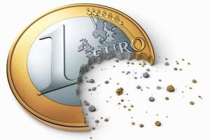 Choc monétaire : un euro ne vaut plus que 1 €