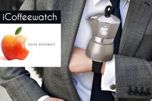 Innovation #2 : l'iCoffeewatch d'Apple va révolutionner notre manière de vivre