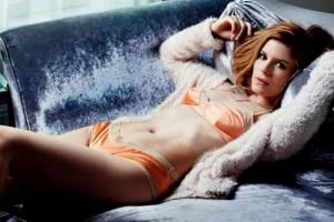 """Galerie photos pour adultes : les photos volées ultra sexy de Kate Mara entièrement nue lors du tournage du prochain film des """"4 fantastiques"""""""