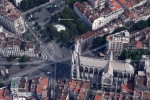 Terrible accident hier aux environs de 16h, boulevard de la Libération à Marseille