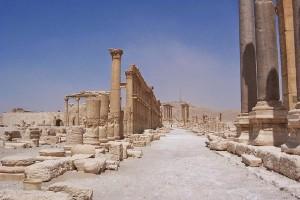 7 images atroces montrant l'étendue de la destruction à Palmyre