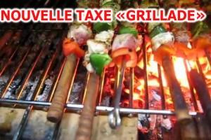 Taxe sur les grillades : elle devrait être fixée à 10 Euros par barbecue