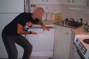 Il trompait sa femme avec… son lave-vaisselle
