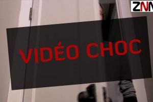Vidéo choc : une porte, deux hommes (ATTENTION, contenu pouvant choquer les plus sensibles)