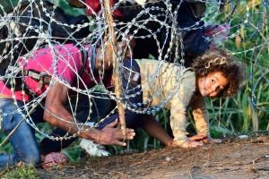 La Hongrie demande de l'aide à l'U.E. suite à la construction de la clôture anti-réfugiés