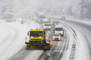 Innovation : les autoroutes seront équipées d'un chauffage au sol
