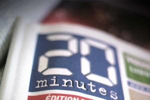 """""""20 minutes"""" lu en 11 minutes : un Breton attaque le journal pour publicité mensongère"""