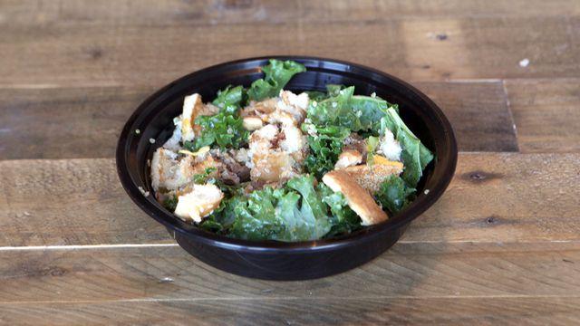 Salade au Big choux & Mac quinoa