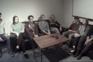 Vidéo expérience choc : l'instinct primitif de 8 jeunes devant une arme à feu
