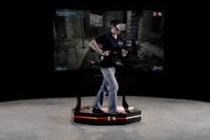 Vidéo / Exclusivité : découvrez le simulateur de réalité virtuelle qui vous fera vivre un fantasme d'enfance