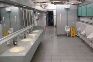 Honteux : 70 % des Français se lavent les mains sans aller aux toilettes