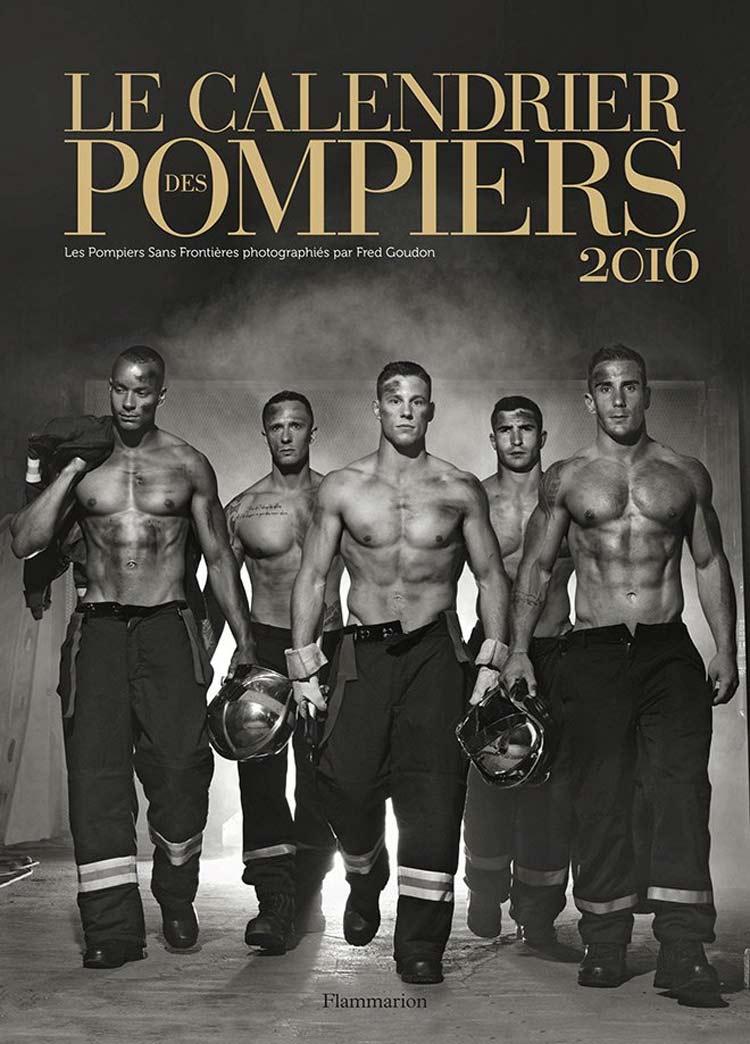 Calendrier des pompiers très très sexy !