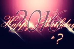 6 stars et personnalités qui fêteront leur anniversaire cette année