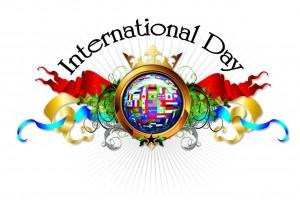 Événement : aujourd'hui, nous fêtons la Journée Internationale !