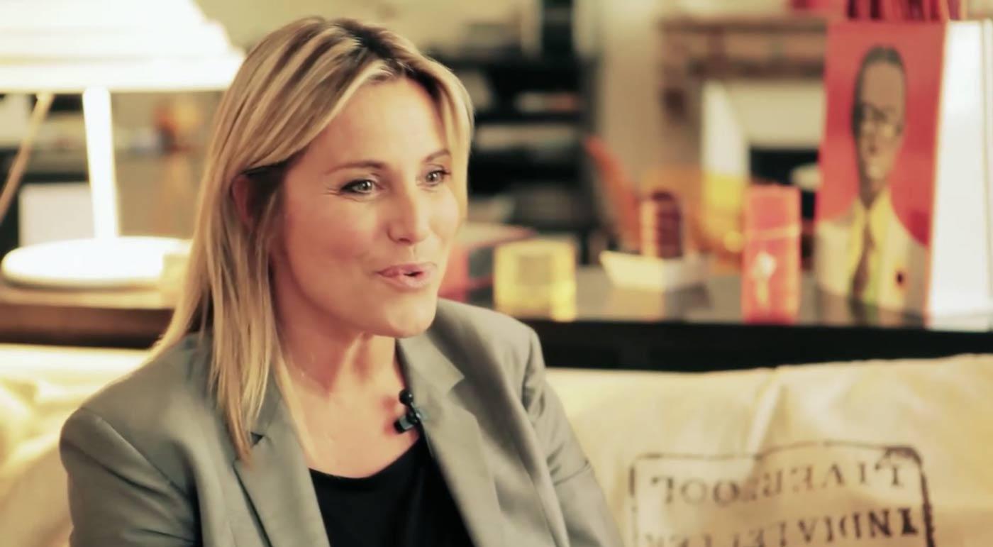 Sophie Favier | Capture d'écran Dailymotion