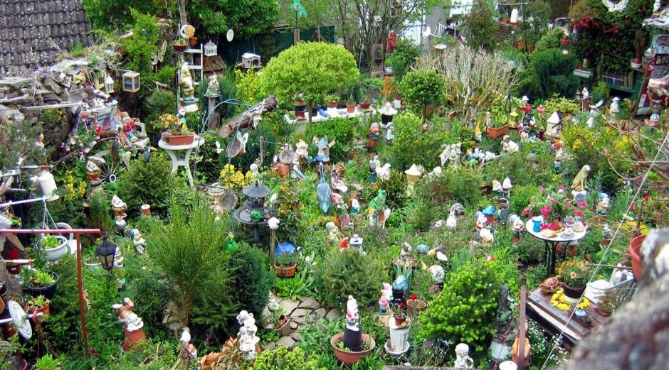 Printemps vers une interdiction des nains de jardin vid o - Nain de jardin voyageur ...