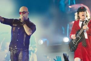 AC/DC : Pascal Obispo remplacera Brian Johnson à Marseille le 13 juin