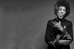 Record : 126 000 euros pour l'air guitar de Jimi Hendrix sur le Bon Coin