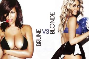 Journée sexy | Galerie photos : brune VS blonde, qui est la plus belle ?