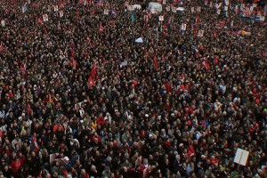 Manifestations contre la loi El Khomri d'hier : les 7 photos choc qui ont été censurées