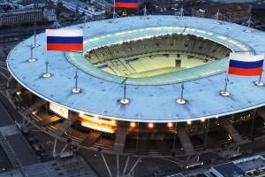 Dernière minute : le Stade de France vient d'être annexé par la Russie suite au match France-Russie (4-2) !