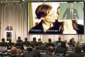 Tromperie : des historiens affirment que Leonardo DiCaprio n'a pas voyagé sur le Titanic