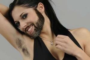 Les femmes à barbes confondues avec les terroristes ? (Coup de gueule)