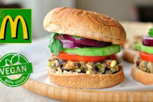Alimentation : McDonald sera 100% végétarien au 01 janvier 2017