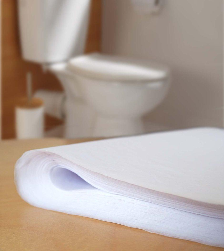 Le nouveau papier toilette à 250 couches