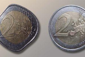 Attention : les pièces de 2€ de 2014 et 2015, fabriquées en Chine, fondent au soleil