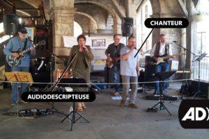 Nancy / Fête de la musique : concerts en audiodescription et record d'interdictions