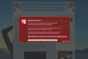 Dernière minute : un site web anti-vaccination vient d'être infecté par un virus