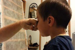 Choc : il vole le nez d'un enfant – un avis de recherche est lancé !