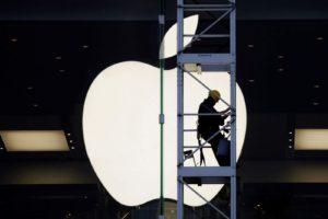 Apple annonce avoir suffisamment d'argent pour enfin remplir la pomme de son logo