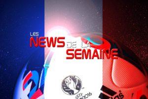 Les news les plus importantes de la semaine du 04 au 10 juillet 2016