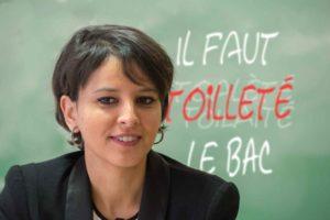 """Najat Vallaud-Belkacem : """"Il faut toiletter le BAC"""" – Plus qu'une seule matière dès 2018 ?"""