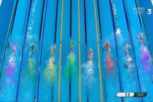 Malaise / Natation aux J.O. : honte aux nageurs Français qui ne font pas pipi fluo