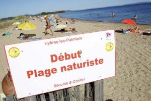 Pour plus de sécurité, toutes les plages de France seront naturistes dès 2018