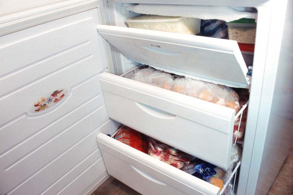 congelateur-ouvert