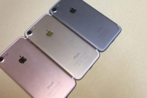 """iPhone 7 : Apple a eu le """"courage"""" de faire un smartphone sans écran !"""