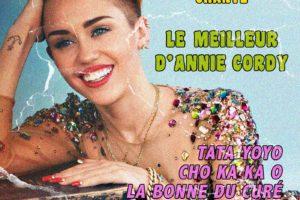 Musique : Miley Cyrus sort un album et prépare une tournée de reprises de chansons… d'Annie Cordy !