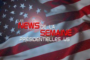 Les news insolites de la semaine du 07 au 13 novembre 2016 présidentielles US
