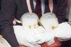 Innovation : des seins pour que les hommes puissent allaiter