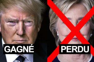 Élections US : les incroyables réactions des 2 candidats après l'annonce de la victoire de Donald Trump