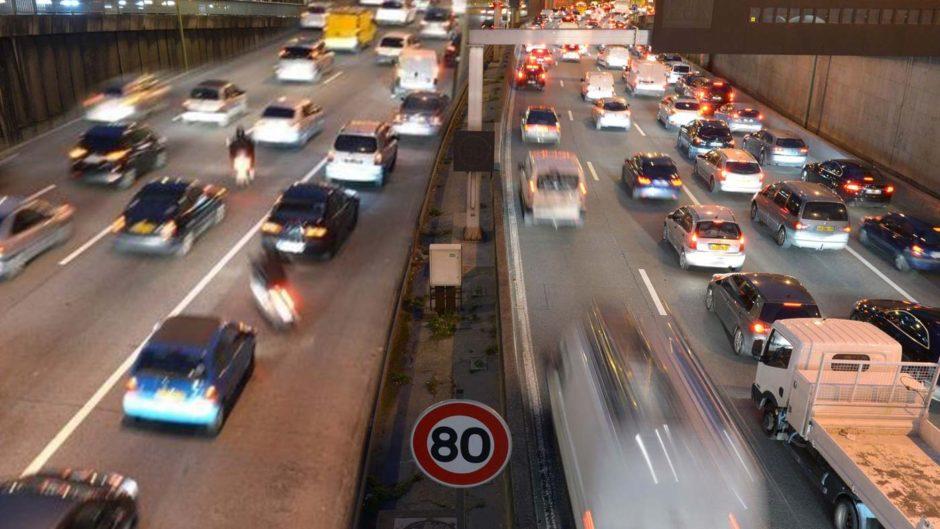 Pour désengorger le réseau routier, toutes les voies du Boulevard Périphérique Parisien auront le même sens de circulation